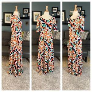 New LulaRoe Ana Maxi Dress